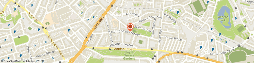 Route/map/directions to Sd Structural Services Limited, EH7 5ET Edinburgh, 128 3F3 BRUNTON GARDENS, MONTGOMERY STREET