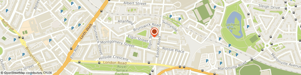 Route/map/directions to JT Data Recovery, EH7 5NW Edinburgh, 14B Elgin Terrace