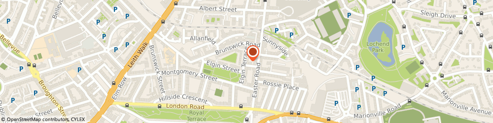 Route/map/directions to City PC Repairs, EH7 5NW Edinburgh, 14 Elgin Terrace