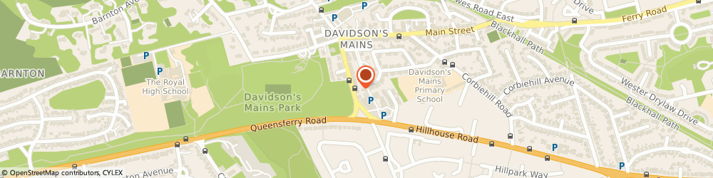 Route/map/directions to Haines Watts, EH4 5BP Edinburgh, Q Court, 3 Quality Street