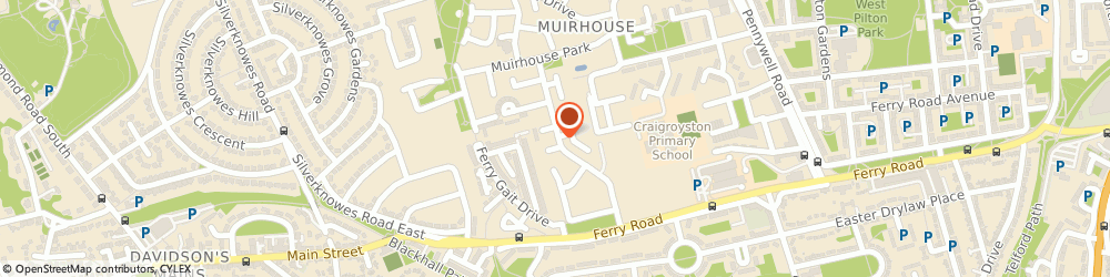 Route/map/directions to Home Sweet Home Carpet Cleaning, EH4 4RF Edinburgh, 71 Muirhouse Green