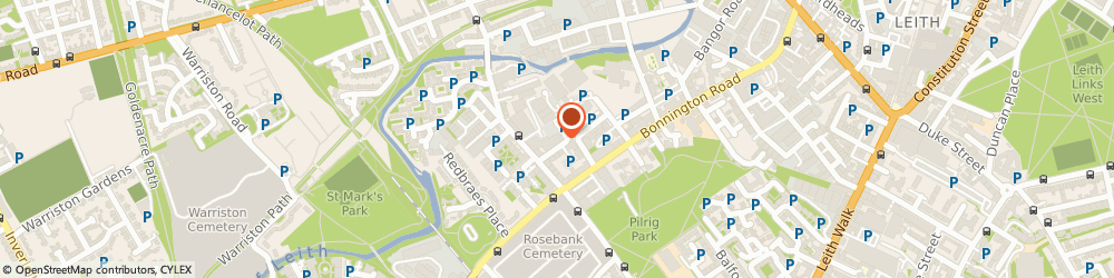 Route/map/directions to Edinburgh Advocacy And Representation Service, EH6 5PX Edinburgh, 14 Ashley Place