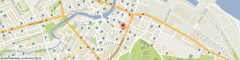 Route/map/directions to Corrall Driver Training, EH6 6AX Edinburgh, 25 QUEEN CHARLOTTE STREET