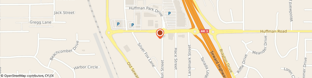 Route/map/directions to Todd Jackson - State Farm Insurance Agent, 99515 Anchorage, 1330 Huffman Rd