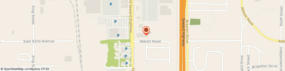 Route/map/directions to STATE FARM Art Dorsey, 99515 Anchorage, 9191 Old Seward Highway, Suite 6