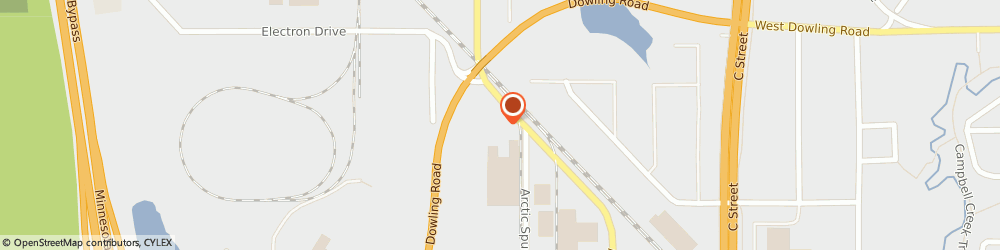 Route/map/directions to Matheson, 99518 Anchorage, 6350 Artic Blvd