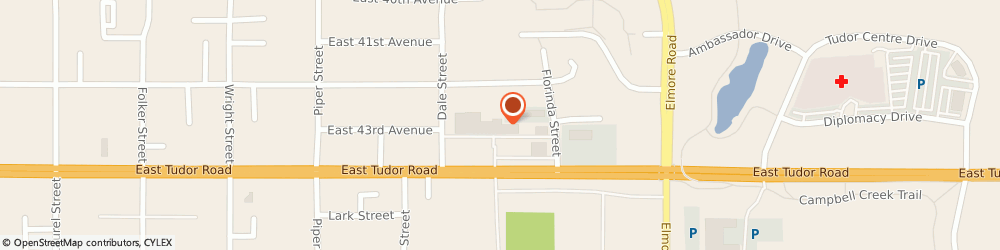 Route/map/directions to STATE FARM Kelsey DeLuca, 99507 Anchorage, 3435 E Tudor Road