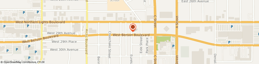Route/map/directions to STATE FARM Charity Carmody, 99503 Anchorage, 405 W Benson Blvd