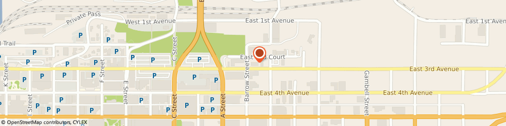 Route/map/directions to Windermere Real Estate, 99501 Anchorage, 201 East 3Rd Avenue